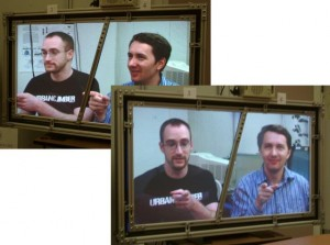 Multi-view Teleconferencing
